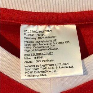 Poland Polska Top T-shirt size small